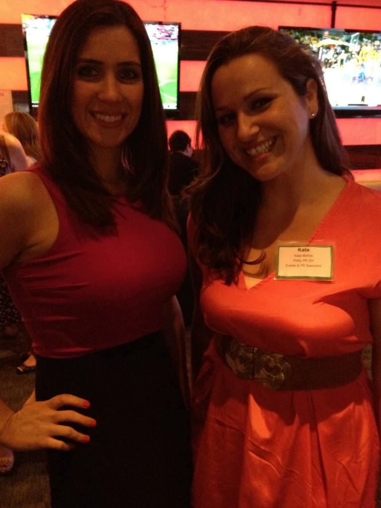 Gina Gannon from Tango Traffic  Philly PR Girl