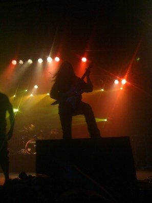 All That Remains at The Trocadero