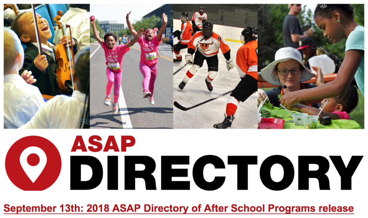 Philly After School Activities Partnerships Offers Directory of After School Programs