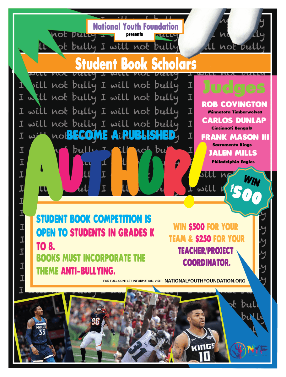 Call for Entries: 2019 Student Book Scholars Applications Open