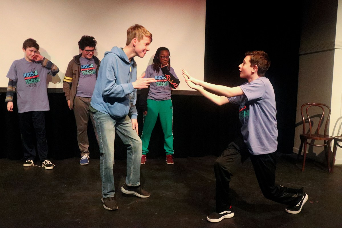 Is Your Kid Cracking You Up? Reader Discount for Philly Improv Theater's Kids' Programs