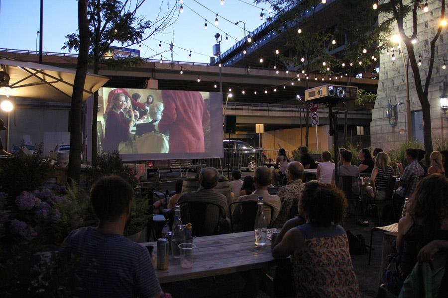 Summer Guide To Outdoor Movies In Philadelphia