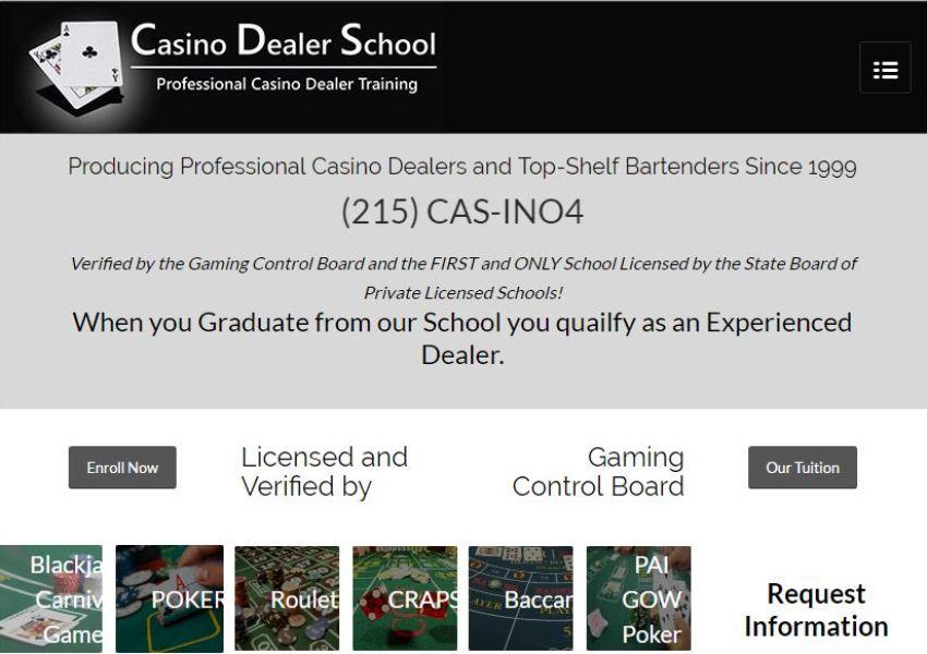 Bucks Casino School