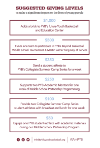PYB-Donation-Levels
