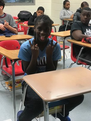 Meet The Players: MSPP Student-Athletes – Asia Baker