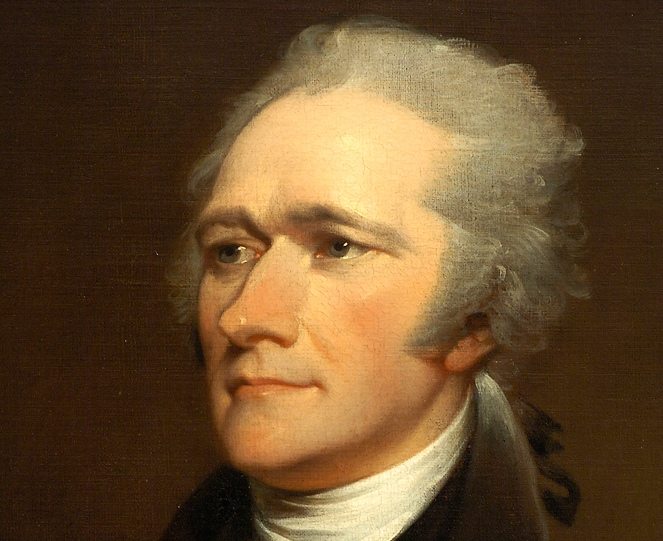 Image result for image of alexander hamilton