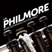 La Philmore Ambrée – Bière artisanale bio et pur malt