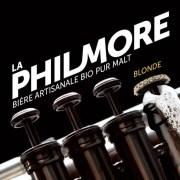 La Philmore Blonde – Bière artisanale bio et pur malt