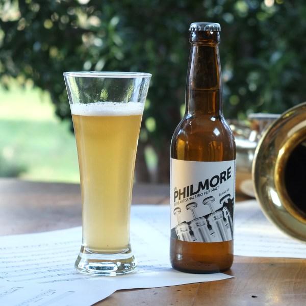 La Philmore – Bière blanche artisanale bio et pur malt