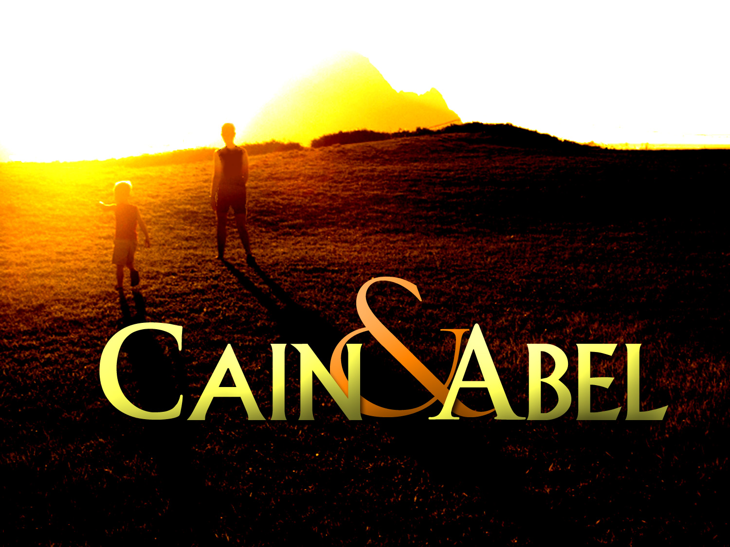 Cain And Abel Bible