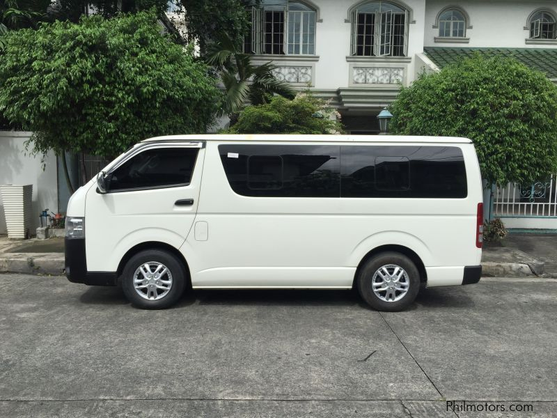 Used Toyota Hiace Commuter  2015 Hiace Commuter For Sale