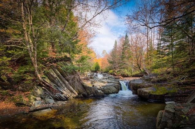 Autumn Stream - 12-158