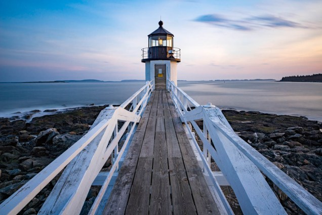 Marshall Point Light - 15-568