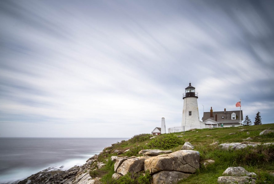 Pemaquid Lighthouse - 15-750