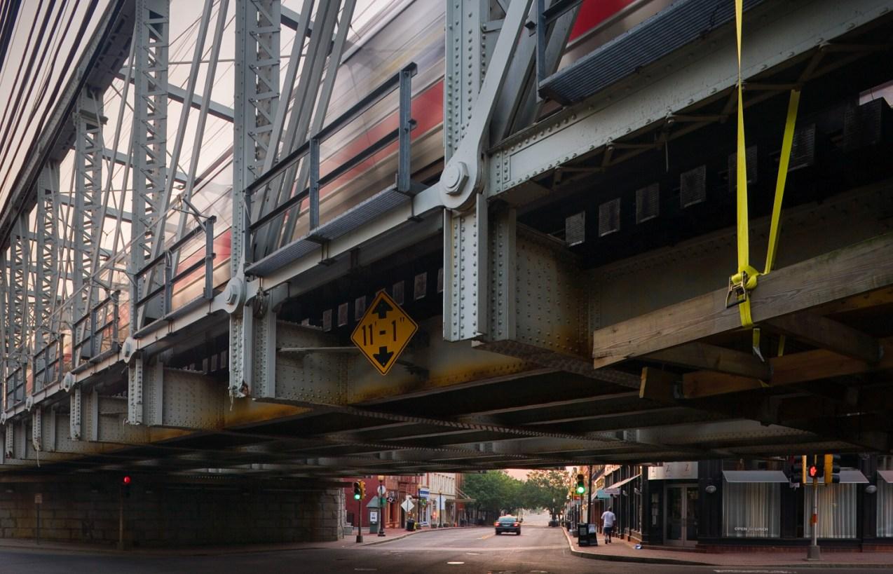 South Norwalk Underpass