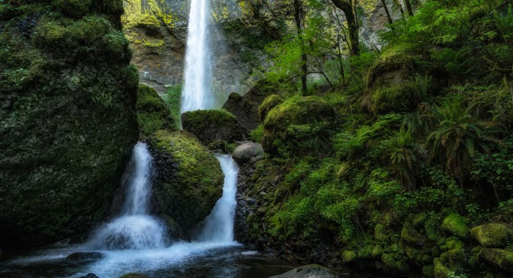 Elowah Falls - 17-942