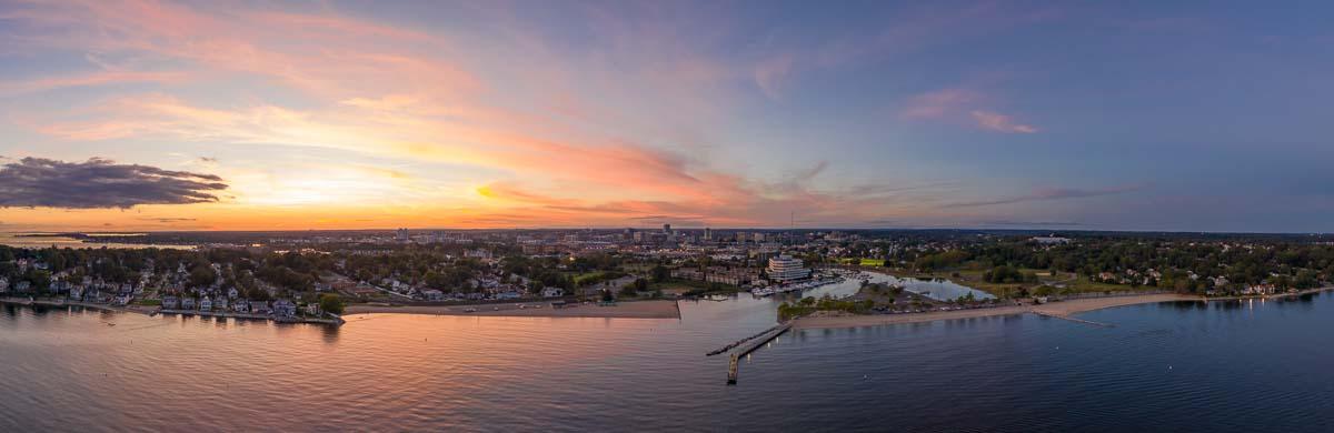 Stamford Sunset - 18-836