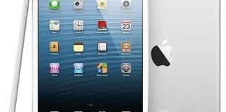 Apple Released iPad Mini