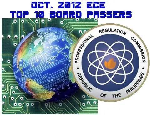 ECE Board Passers