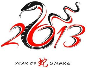 2013 Feng shui Water Snake Year
