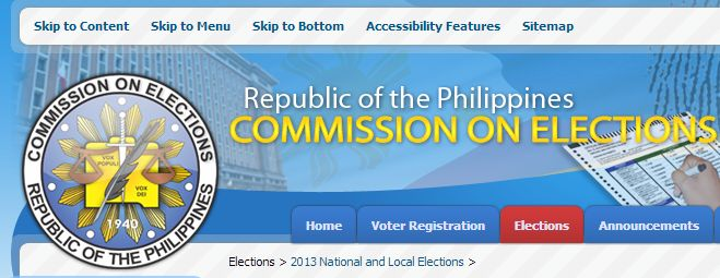 COMELEC reports on LB brgy, SK elections updates
