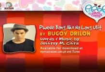 Bugoy Drilon Himiga Handog PPop Love Song