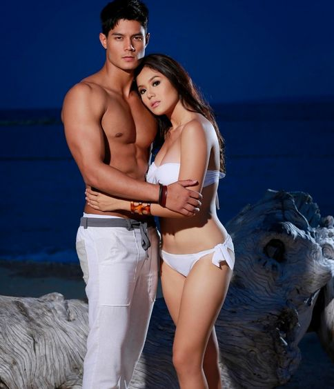 Daniel Matsunaga Amp Ritz Azul Featured In Misibis Bay