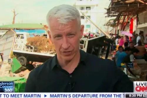 Anderson Cooper CNN