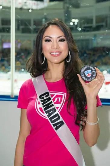 Riza Santos Miss Universe Canada 2013 Profile Bio's and