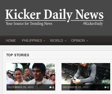 KickerDaily News