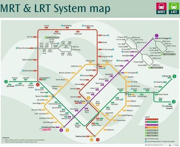 MRT & LRT Map - Philippine News