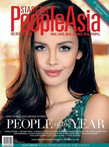 Megan Young People of the Year