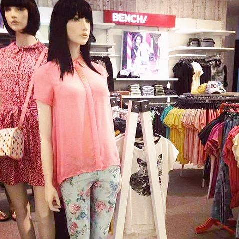 First Bench Store In Singapore Opens Philippine News