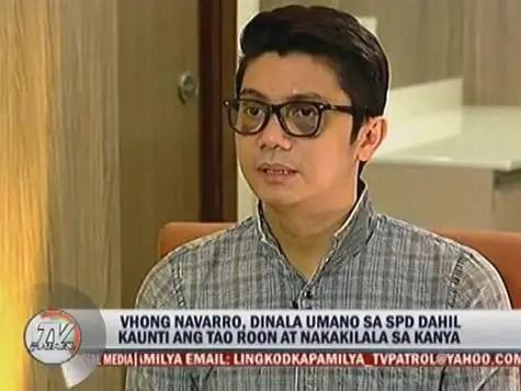 Vhong Navarro TV Patrol Interview