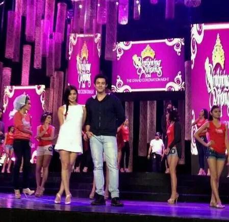 Bb. Pilipinas coronation night