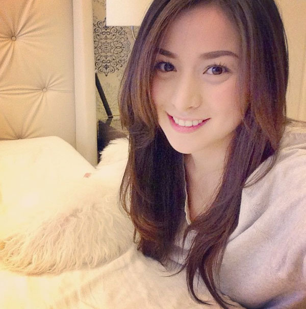Cristine Reyes Admits Exclusively Dating With Non Showbiz