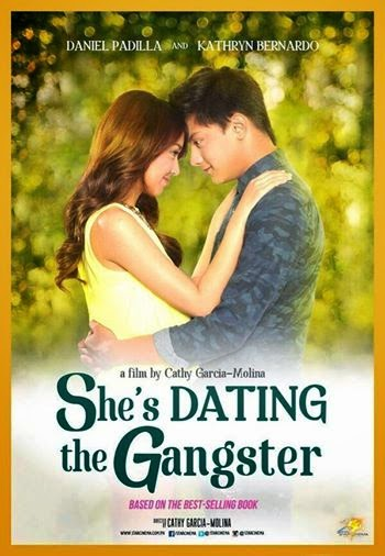 im dating with a gangster full movie It all started when 17-year-old athena dizon unwittingly plays a trick on resident heartthrob and bad boy, kenji de los reyes all of a sudden, she finds herself.