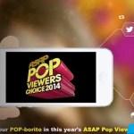 ASAP Pop Viewers Choice