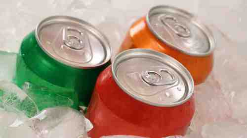 Tax on sugary drinks backed by MPs