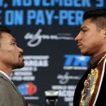 Pacquiao-Vargas face-off