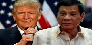 President-elect Trump and President Duterte