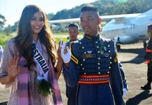 Next Version Of Filipino-Australian Tandem: Miss Australia & Pinoy Cadet