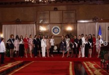 Miss Universe Candidates In Malacañang To Meet President Duterte
