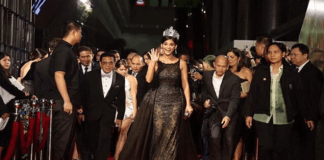 Pia Wurtzbach's Inspiring Speech At The Miss Universe Governor's Ball