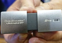 Biggest USB Flash Drive