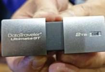Biggest USB Flash Drive