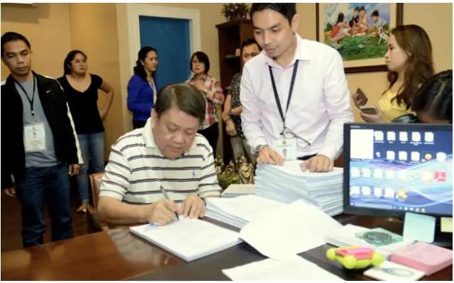 Look: Cebu City Mayor Osmeña Sues BDO Branch For Not Paying Correct Taxes