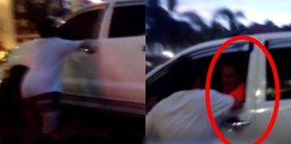 Viral: Mayor In Lazi Siquijor Caught On Video Driving Recklessly On Busy Public Market