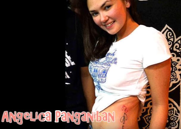 pinoy celebrities with tattoos which the public really