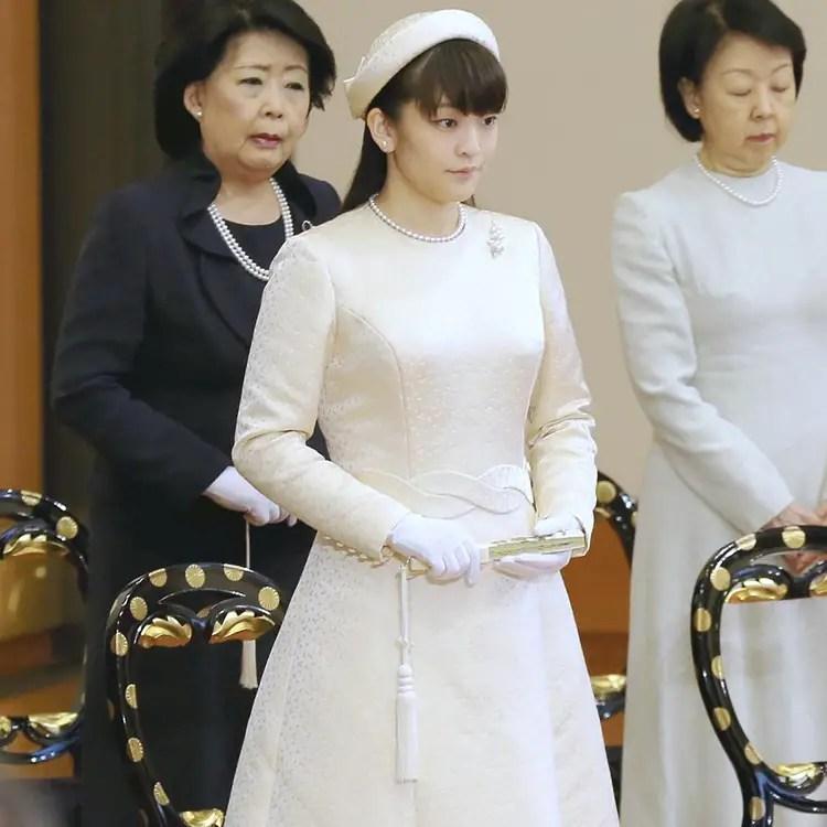 Japanese Princess Mako